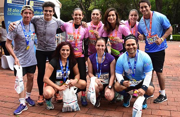 Gran fiesta queretana con el Maratón 2017