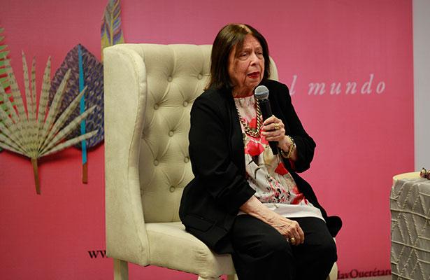 Salvar la literatura es salvar la condición humana: Nélida Piñón