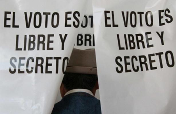 INE garantiza listas nominales confiables