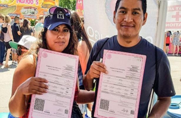 Expiden actas de nacimiento gratuitas en Jojutla, Morelos