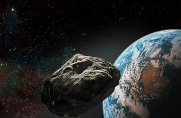 Paso de asteroide cerca de Tierra prueba alerta de colisión
