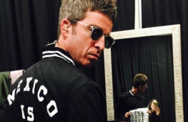 """Noel Gallagher estrenó sencillo """"Holy mountain"""""""
