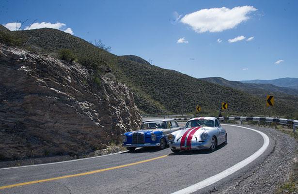 Arranca la carrera Panamericana en Querétaro el martes