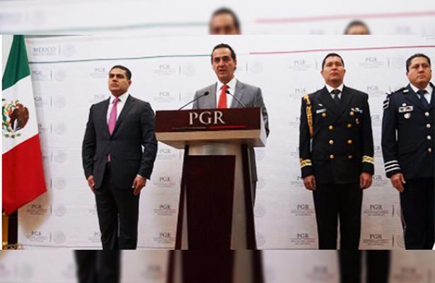 Domínguez festeja nuevo golpe al narco por trabajo conjunto