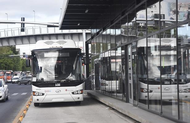 Renuncian 20 operadores del sistema de transporte