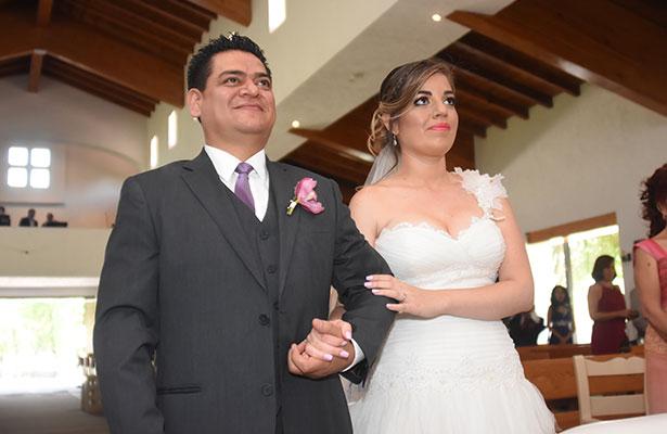 Se dieron el ¡sí!.. Sheila Kanchi Malo y Armando Cabrero Macías