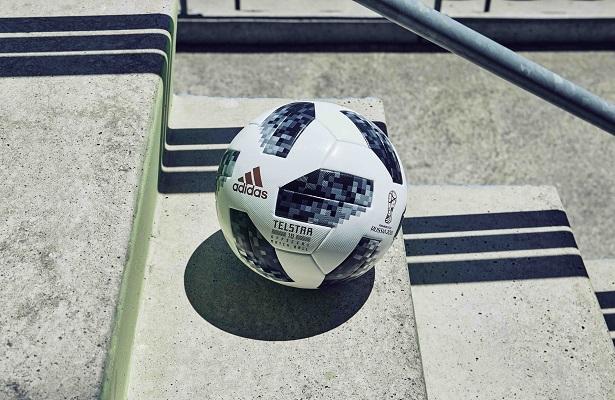 Revelan balón oficial para Copa del Mundo Rusia 2018