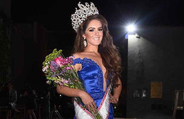 Allison Roberts Trejo, representará a Querétaro en Miss Teen Universe México 2017