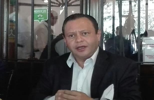 No interesa a Braulio Guerra candidatura a la alcaldía
