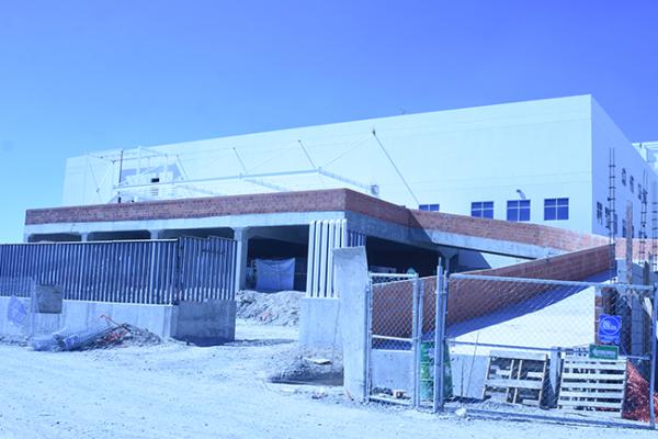 Nuevo hospital del IMSS listo en primer semestre del 2018