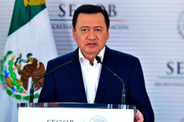 Osorio Chong convoca a celebrar las tradiciones de Día de Muertos