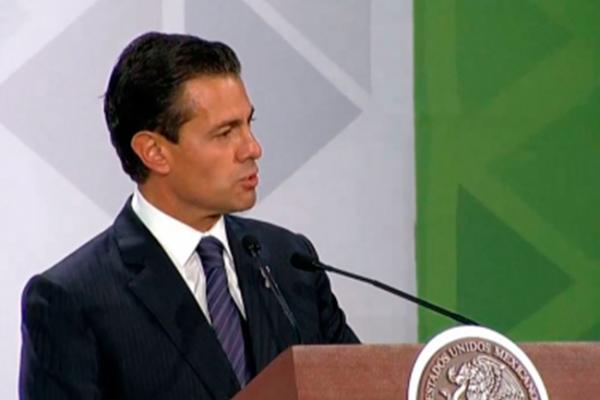 Peña Nieto felicita a diputados por aprobación del Presupuesto 2018
