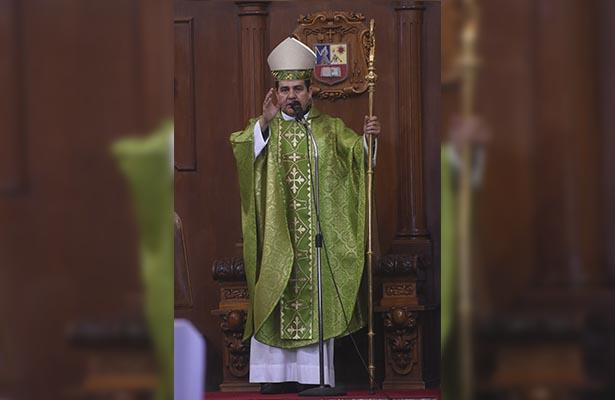 """""""No sangren al pueblo"""", pidió el Obispo"""