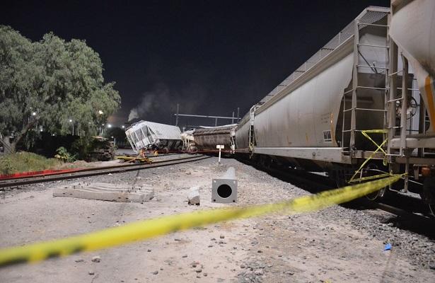 Un muerto en accidente ferroviario