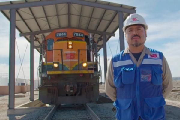 México moviliza 122 millones de toneladas de carga por red ferroviaria