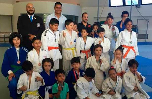 Finalizó el 4º certamen de Judo Querétaro 2017