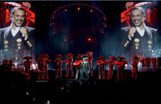 Alejandro Fernández cantará en Grammy Latino