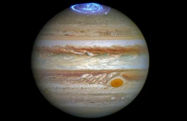 Auroras en Júpiter se comportan de forma independiente