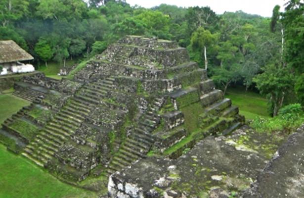 Conservan sitio maya en Guatemala
