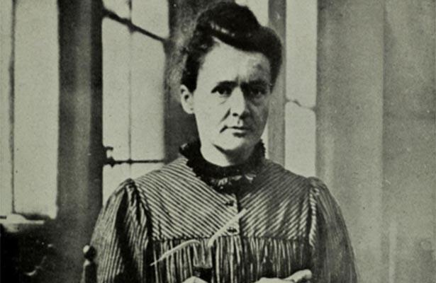 Se cumplen 150 años del nacimiento de Marie Curie
