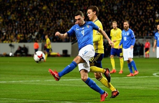 Italia podría perderse el Mundial de Rusia 2018