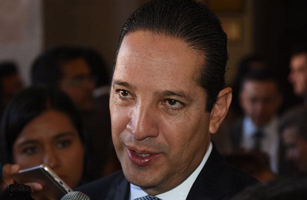 Pancho anuncia 9% más en el presupuesto de egresos