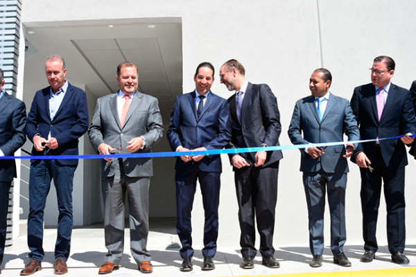 Nuevo parque acelera inversión extranjera