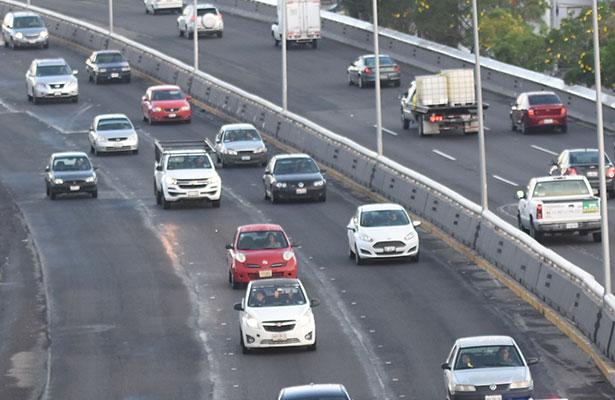 Carros particulares provocan 80% de accidentes en carreteras