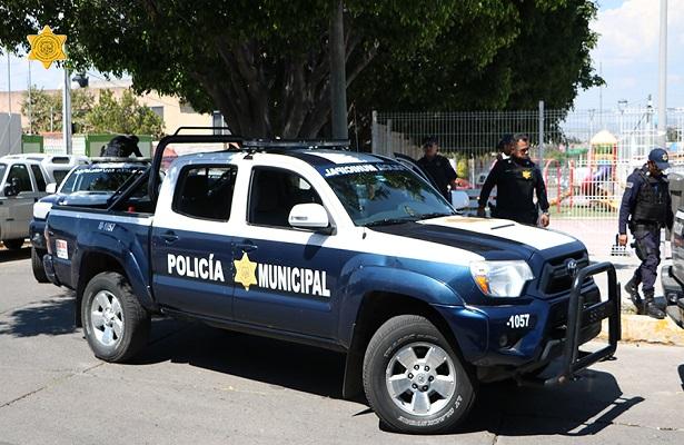 Frustran robo en Centro Histórico