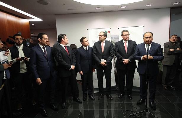 Pancho urge al Senado a sacar Ley de Seguridad