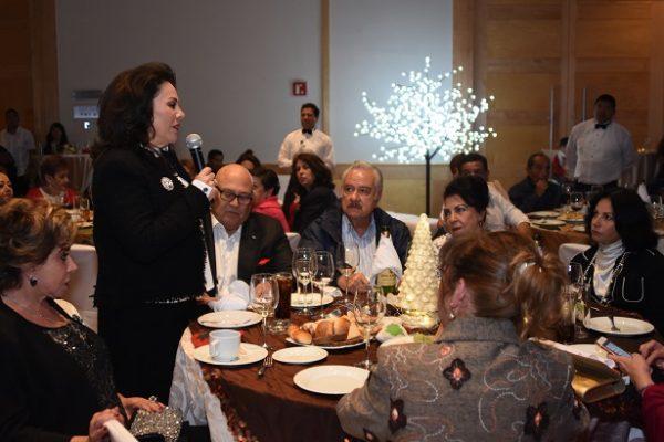 La familia Ruiz Castro ofreció convivio navideño