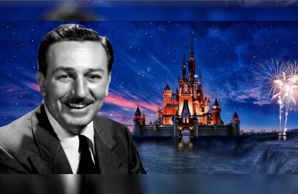 Walt Disney, creador de un universo mágico
