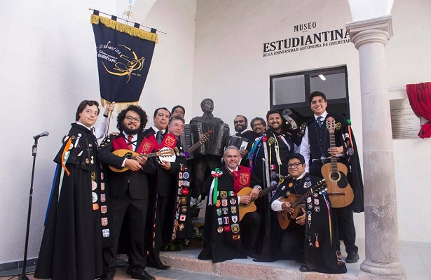 Inauguran Museo de la Estudiantina