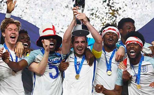 Inglaterra se impone ante Venezuela; se convierte en campeón del Mundial sub 20