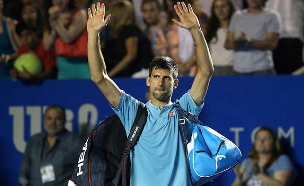 Renuncia Novak Djokovic a jugar el Masters 1000 de Miami