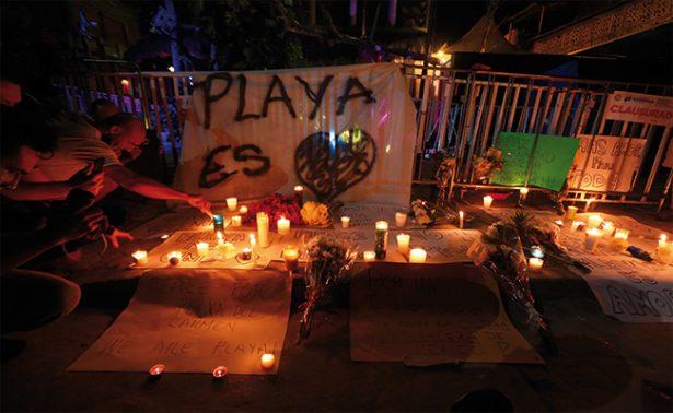 Suman 115 muertes en Cancún y Playa del Carmen