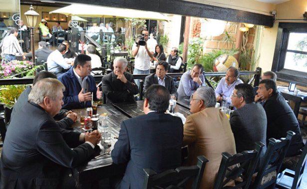 Organiza obispo aopositores del Gobierno en Morelos