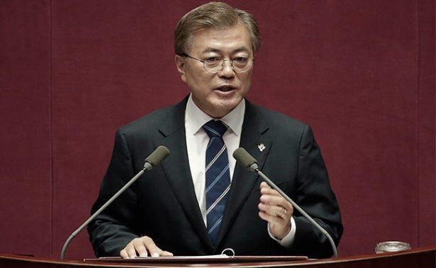 Corea del Sur propone duelo futbolístico que incluye a Corea del Norte
