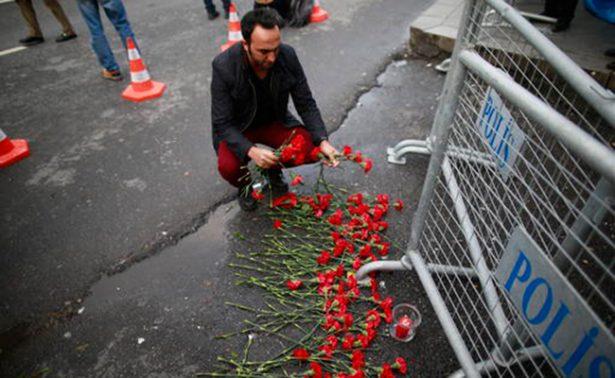 México y el mundo condenan atentado en Turquía