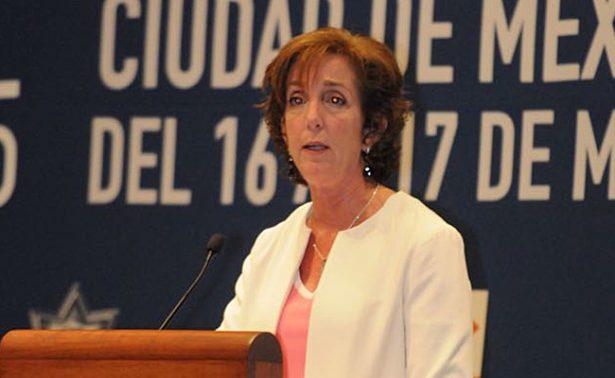 México y EU, comprometidos a contrarrestar amenaza de fentanilo: Jacobson