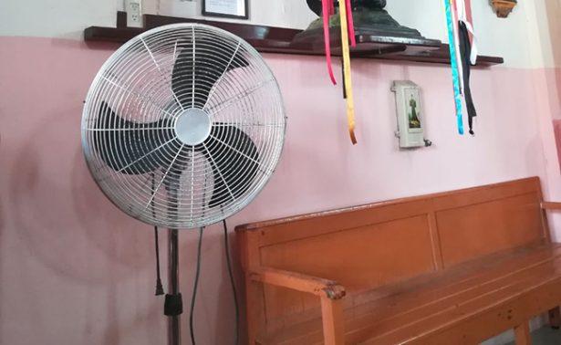 Energía solar refrescará homilías en Tamaulipas