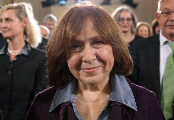 La nobel Svetlana Alexievich inaugura el Festival Literario de Madeira