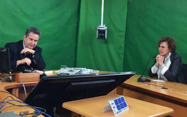 Leonardo Curzio regresa a la radio a partir del 15 de enero