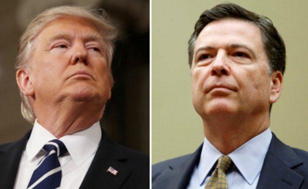 Comey acusa que Trump le pidió cerrar investigación de Flynn