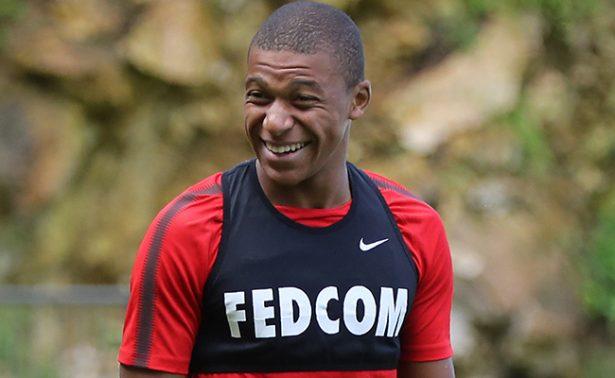 Mbappé eligió al Saint Germain