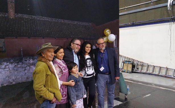 Viajar, leer y progresar, los deseos de Renata Notni