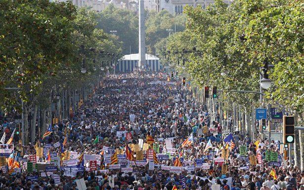 Referéndum catalán entra en fase irreversible