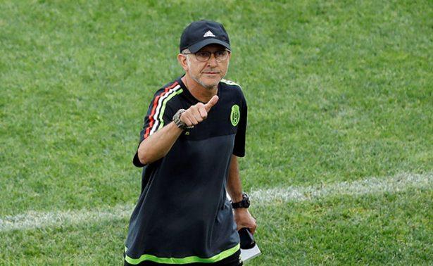 Juan Carlos Osorio es inamovible en Tricolor: De María