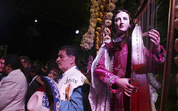 Músicos del país celebran a su patrona Santa Cecilia