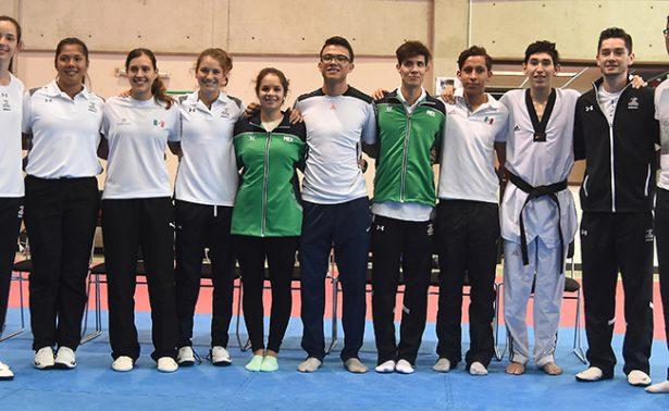 César Rodríguez y Rubén Nava representaran a Mexico en taekwondo
